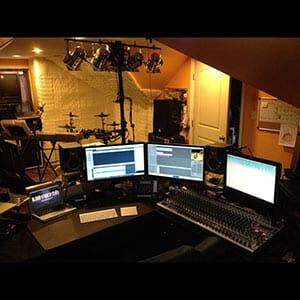 Mastering Studio inside