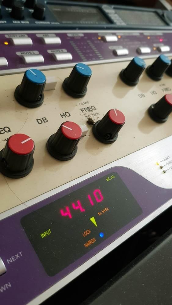 Mastering-studio-Apogee