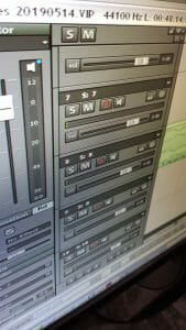 Mastering-studio-DAW
