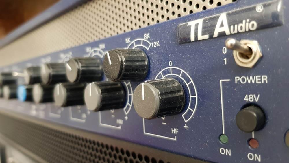 Mastering TL Audio